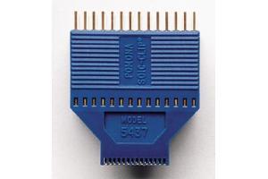 Prueba POM-5253 CLIP SOIC PIN20 Azul Oro Plateado 5253 piezas POMONA x1